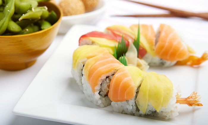 Te Kei's - Midtown: $11 for $20 Worth of Sushi and Asian Food at Te Kei's