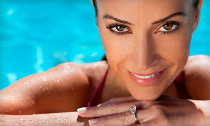 Aesthetic Electrolysis & Skin Care Center - Carmel: Permanent Makeup at Aesthetic Electrolysis & Skin Care Center (Up to 75% Off). Three Options Available.