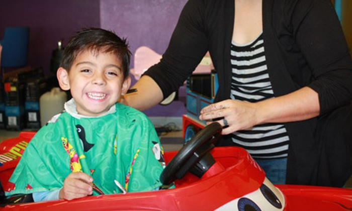 Fun Cuts for Kids - Coronado Shopping Center: Two or Four Kid's Haircuts at Fun Cuts for Kids (Up to 60% Off)