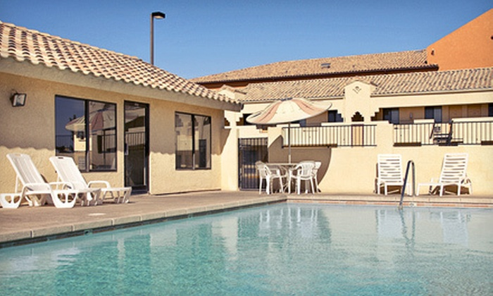 Days Inn - Getz: $69 for a Two-Night Stay for Up to Four with Breakfast at Days Inn (Up to $118.92 Value)