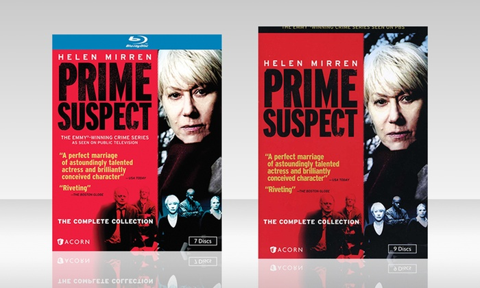 Prime Suspect: The Complete Collection on Blu-ray or DVD: Prime Suspect: The Complete Collection on Blu-ray or DVD. Free Returns.
