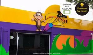 Buffet Zumk Zoom: Buffet Zumk Zoom – Jardim Augusta: festa infantil para 35, 50 ou 70 pessoas