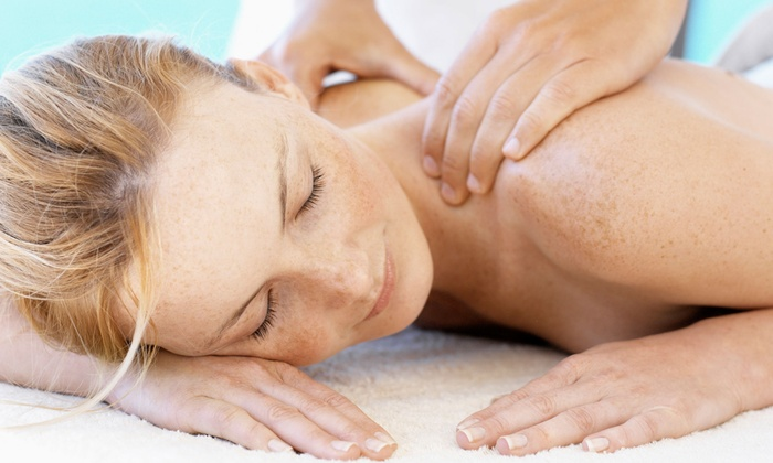 The Spa - Glendale: 60- or 90-Minute Custom Massage at The Spa (Up to 52% Off)