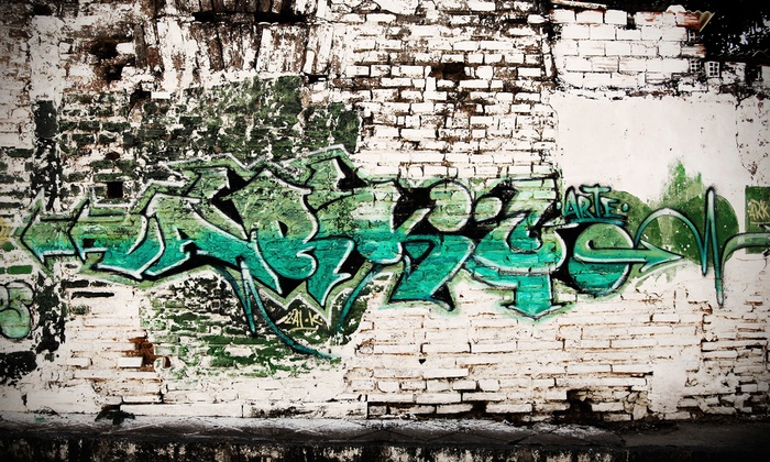 NEWrotic New York City Tours - Hunters Point: Graffiti Art and Ethnic Food Tour for One or Two from NEWrotic New York City Tours (Up to 61% Off)