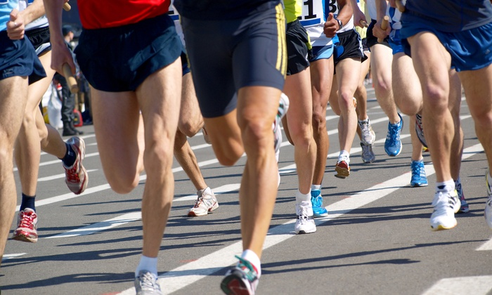 Run to Overcome 5K - West Windsor Township: Entry for 1, 2, or 10 Adults, or 1 Adult and 1 Child to Run to Overcome 5K (Up to 60% Off)