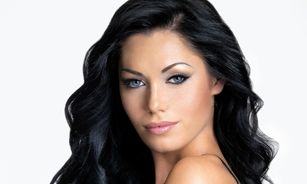 Permanent Makeup for Eyebrows or Lips at Faces by Sumiya (60% Off)