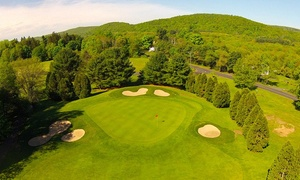 Simsbury Farms: 18 Holes of Golf for Two, Valid Monday–Friday or Anytime at Simsbury Farms (Up to 41% Off)