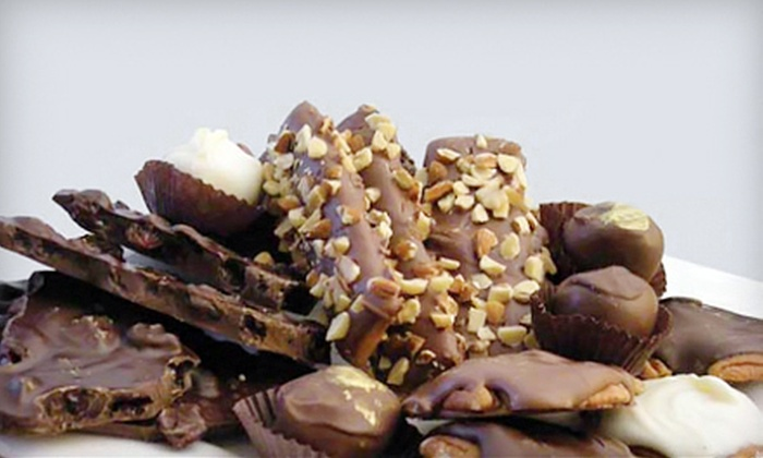 Vintage Sweet Shoppe - Cental Napa: $14 for Chocolate and Wine Pairing Package for Two at Vintage Sweet Shoppe ($28 Value)