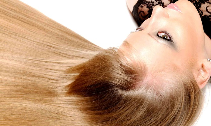 Studio 210 - 269-274-0683: Haircut and Deep Conditioning with Optional Partial or Full Highlights or Color at Studio 210 (Up to 62% Off)