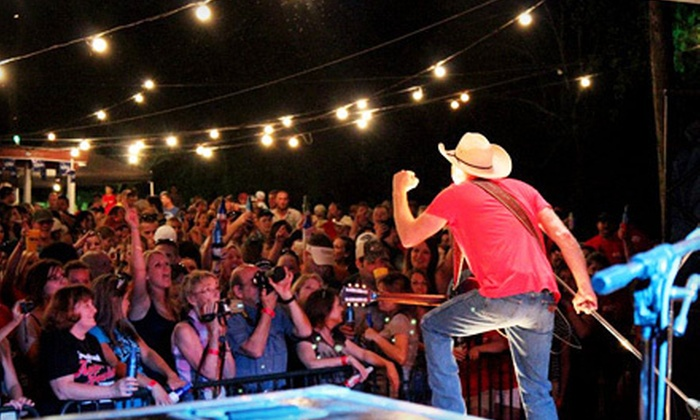 Summer Concert Series - Royal Lake Estates: Country Summer Concert Series for Two or Four or 12-Show Package at The Old Trading Post in Booth (Up to 63% Off)