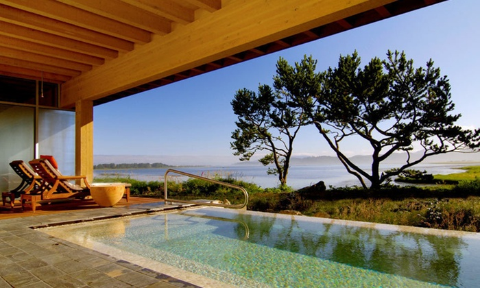 Salishan Spa and Golf Resort - Coastal Oregon: One- or Two-Night Stay with Dining Credit at Salishan Spa and Golf Resort in Gleneden Beach, OR