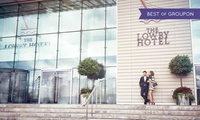 Afternoon Tea with a Glass of Prosecco for Two or Four at The River Bar & Restaurant at The Lowry Hotel