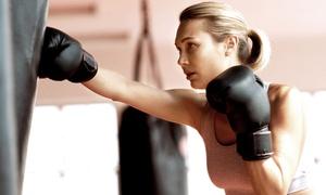 Heiwado Dojo: 5 or 10 Drop-In Kickboxing Fitness or Jiu Jitsu Self-Defense Classes at Heiwado Dojo (Up to 72% Off)