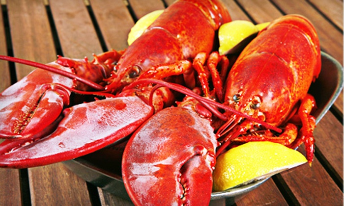 GetMaineLobster.com: Lobster Bake or Lobster for Lovers Dinner for Two, or a Lobster Dinner for Four from GetMaineLobster.com (Up to 57% Off)