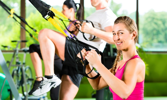 YuBfit Fitness - Huntington Beach: 10- or 20-Class Pass for Boot Camps or TRX Classes at YuBfit Fitness (Up to 75% Off)