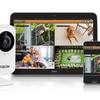 Turcom cyberView Mini Wi-Fi Home Surveillance Camera