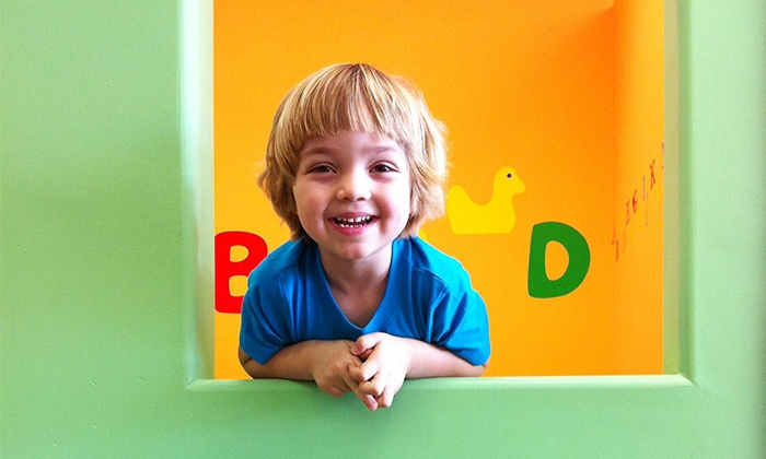 Kids Club Party and Fun - Schaumburg: Three or Six Open-Play Outings at Kids Club Party and Fun (Up to 50% Off)