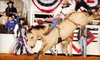Fort Worth Stock Show & Rodeo - Will Rogers Memorial Center: Visit to Fort Worth Stock Show & Rodeo (Up to 63% Off). Six Dates Available.