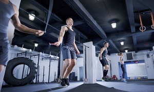 CrossFit Lake Villa: CrossFit Classes at CrossFit Lake Villa (Up to 83% Off). Three Options Available.