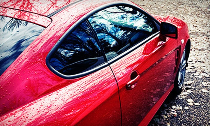 Glen's Auto Detailing - Boston: $124 for Full Mobile Reconditioning with Detailing for One Vehicle from Glen's Auto Detailing ($249.99 Value)