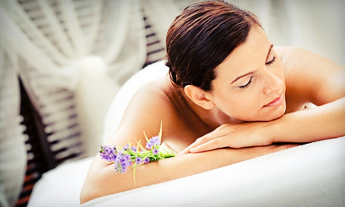 Ritual Salon and Spa - Multiple Locations: 50- or 80-Minute Massage with a 50-Minute Facial, or a Couples Massage at Ritual Salon and Spa  (Up to 67% Off)