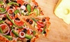 Perinton Pizza Emporium - Perinton: Specialty Pizza and Wings from Perinton Pizza in Fairport (Up to 52% Off). Three Options Available.