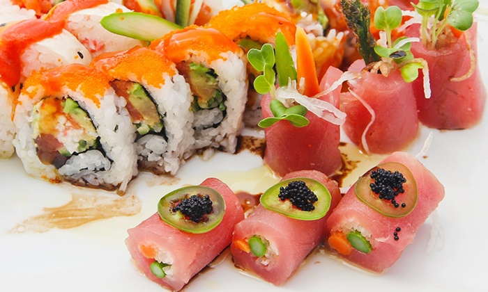 Sushi Unlimited - Multiple Locations: $16.50 for $30 Worth of Sushi and Japanese Food at Sushi Unlimited