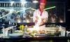 Hibachi Toronto Teppanyaki & Bar - Fashion District: Seven-Course Prix Fixe Teppanyaki Tasting Menu for Two or Four at Hibachi Toronto Teppanyaki & Bar (46% Off)