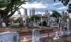 Historic Oakland Cemetery - Grant Park: Guided Walking Tour of Historic Oakland Cemetery for Two or Four (Up to 35% Off)