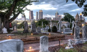 Historic Oakland Cemetery: Guided Walking Tour of Historic Oakland Cemetery for Two or Four (Up to 35% Off)