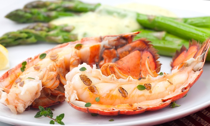 Sea2Kitchen: Delivered Seafood from Sea2Kitchen (Half Off). Two Options Available.