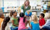 Wunderkind Learning Centre - Bedford Park: One-Month French Preschool Program at Wunderkind Learning Centre (Up to 62% Off). Two Options Available.