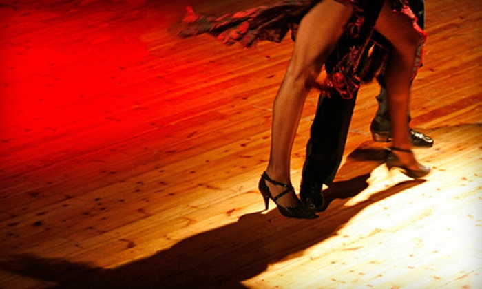 New Mexico Tango Academy - Nob Hill: Four or Eight Beginners Tango Classes at New Mexico Tango Academy (Up to 54% Off)