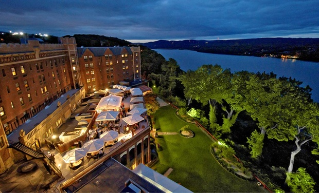 TripAlertz wants you to check out Stay at The Thayer Hotel at West Point in New York, with Dates into February West Point Hotel Overlooking Hudson River - West Point Hotel
