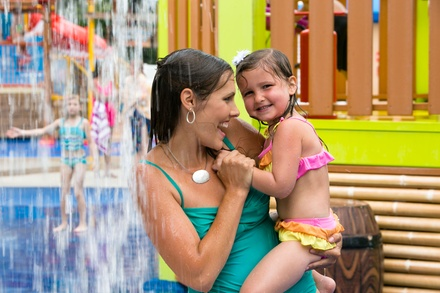 Admission for One, Two, or Four to Buccaneer Cove at Boomers! Irvine (Up to 44% Off)