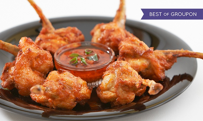 Masala Wok - Masala Wok: $12 for $20 Worth of Indian and Asian Fusion Cuisine at Masala Wok