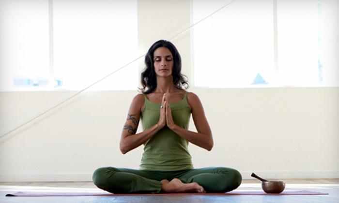 Tulsa Yoga Therapy - Tulsa: 10 Classes or One Month of Unlimited Classes at Tulsa Yoga Therapy (Up to 63% Off)