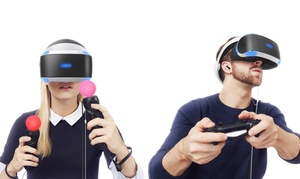 Gamein: Xbox One, PS4 or PS4 VR Hire with Two Controllers and Two Games from Gamein (Up to 51% Off)