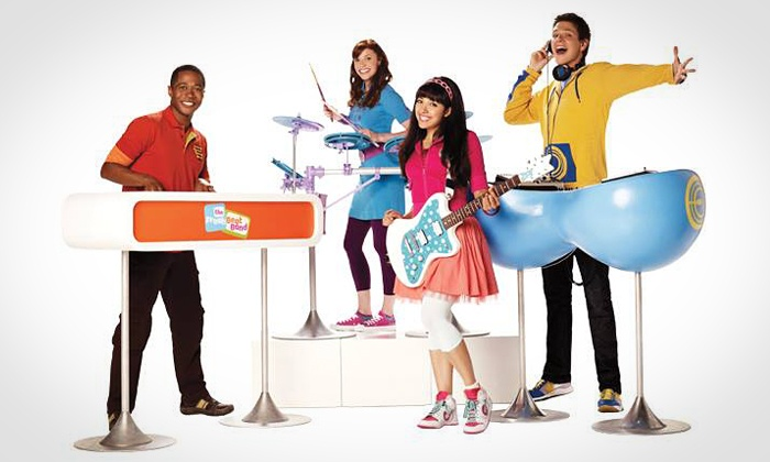 The Fresh Beat Band Live - Darien Lake Amusement Park: The Fresh Beat Band at Darien Lake Performing Arts Center on August 27 at 2:30 p.m. (Up to 53% Off)