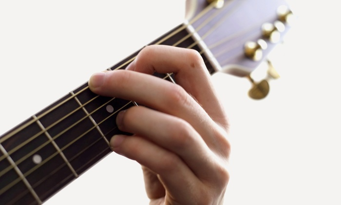Eric Mantel - Matteson: One 60-MinutePrivate Guitar Lesson with Family Member or Friend from Eric Mantel ($45 Value)