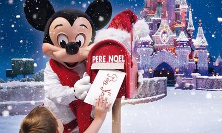 Disneyland Paris: Enchanted Christmas Coach Trip