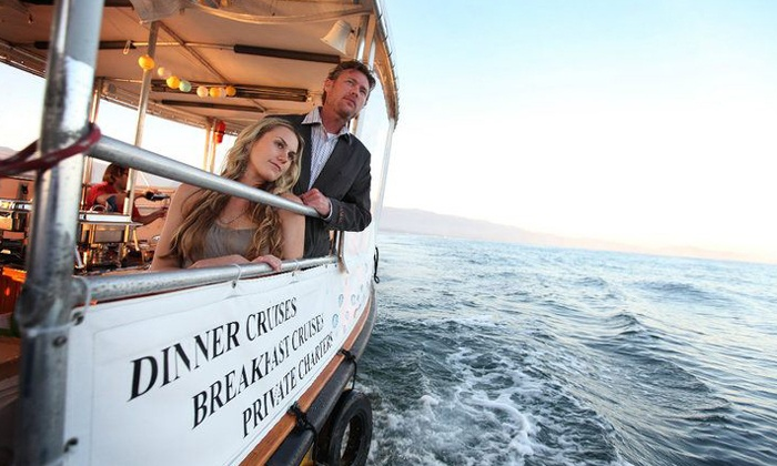 Santa Barbara Water Taxi - Waterfront: One-Hour Private Charter for Up to 19 or 45-Minute Kids' Birthday Party from Santa Barbara Water Taxi (40% Off)