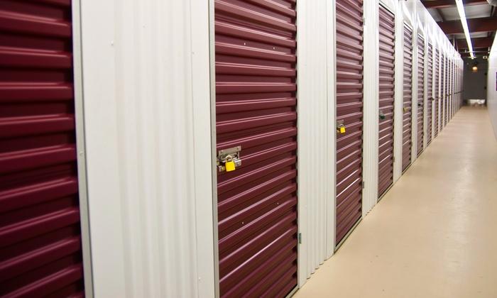 Precision Mini Storage - Elm Park: $138 for $250 Groupon — A Precision Movers