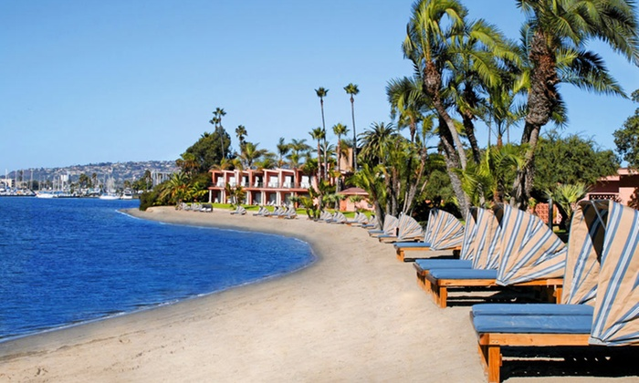 null - San Diego: Stay with Optional Breakfast at Bahia Resort Hotel in San Diego, CA