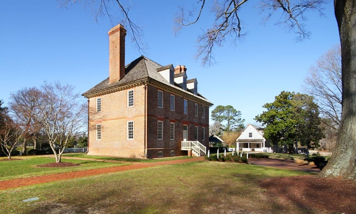 null - Harrisburg / Lancaster: Stay with Dining Credit at The Historic Powhatan Resort in Williamsburg, VA. Dates Available into April.