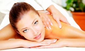 Tandem Esthétique - ALEXIA: Modelage du corps, option soin visage nettoyage de peau classique et/ou enveloppement dès 24,90 € chez Tandem Esthétique