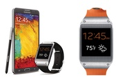GROUPON: Samsung Galaxy Gear SmartWatch in Six Colors Samsung Galaxy Gear SmartWatch