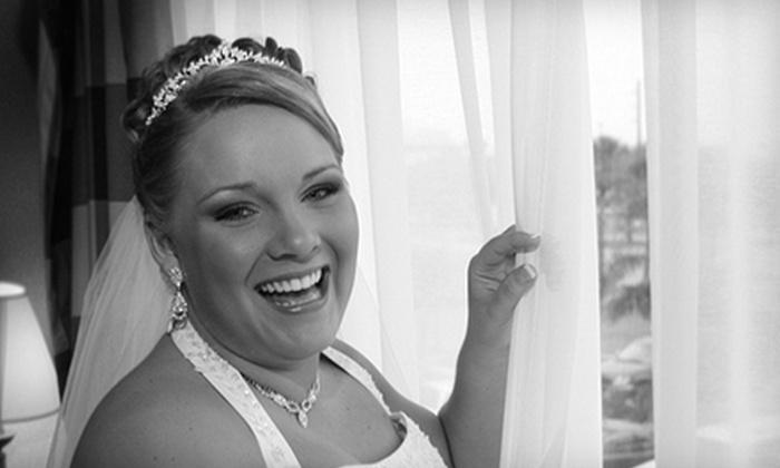 Ella B. Photography - Woodstock: Wedding or Group Photo-Shoot Package from Ella B. Photography (Up to 83% Off)