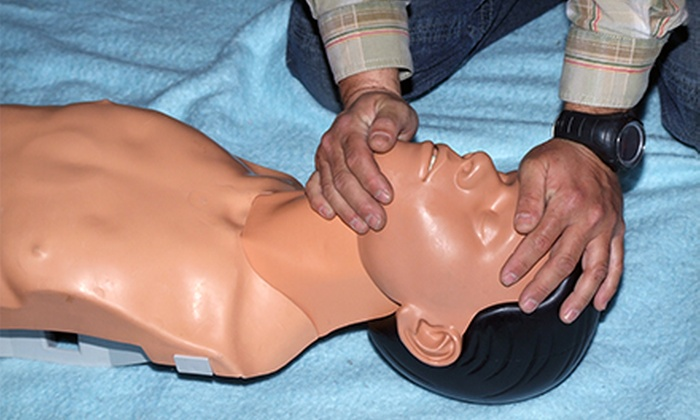 Corporate Safety Solutions - Northland: $45 for $90 Worth of CPR and First-Aid Certification Classes at Corporate Safety Solutions