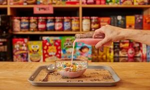 Cereal Hunters Cafe: Menú para 2 o 4 con bol mediano de cereales y bebida de leche desde 3,95 € en 3 locales Cereal Hunters Cafe